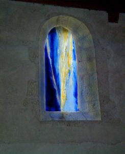 Norbert Pagé Église Marcé-sur-Esves La gloire de Dieu  Norbert Pagé