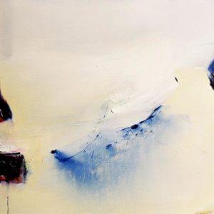 Norbert Pagé Matin clair 100 x 100 cm  2004