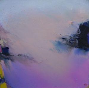 Norbert Pagé Sans titre 60 x 60 cm 2006
