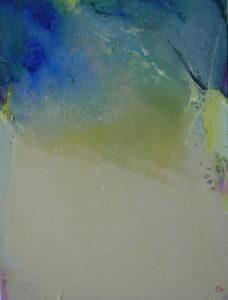 Norbert Pagé Cilaos 65 x 50 cm 2006