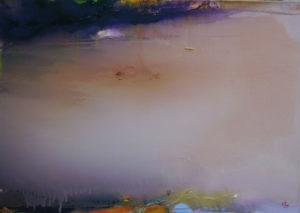 Norbert Pagé Lumière d'automne 65 x 92 cm 2006