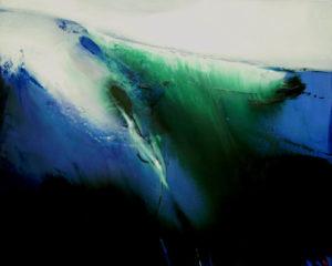 Norbert Pagé Renversement 130 x 162 cm 2006