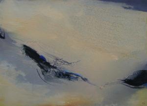 Norbert Pagé Sécheresse 73 x 100 cm 2006