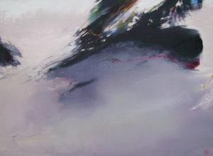 Norbert Pagé Brume montante 60 x 81 cm 2006
