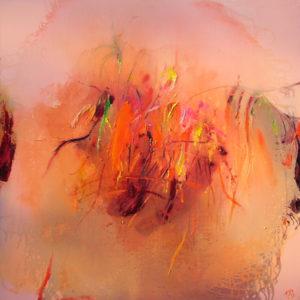 Norbert Pagé Sumac 120 x 120 cm 2008