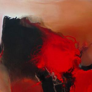 Norbert Pagé 17 08 11 100 x 100 cm 2011