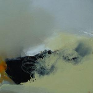 Norbert Pagé 16 07 11 100 x 100 cm 2011