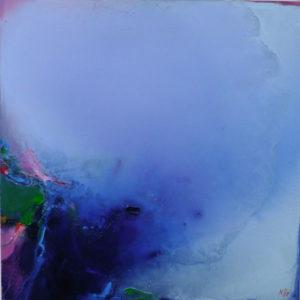 Norbert Pagé 02 09 11 100 x 100 cm 2011