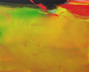 Norbert Pagé 26 05 11 130 x 162 cm 2011