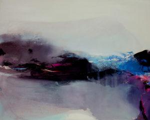 Norbert Pagé Paysage marin 81 x 100 cm  2009