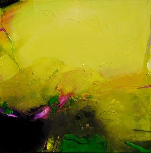 Norbert Pagé Thaïlande 80 x 80 cm 2009