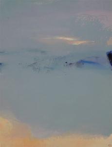 Norbert Pagé Brume de Loire 146 x 114 cm 2009