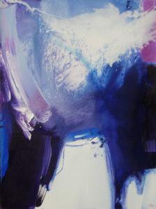 Norbert Pagé 25 01 10 130 x 97 cm 2010
