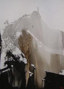 Norbert Pagé Breizh n° 7 105 x 75 cm