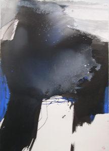 Norbert Pagé Breizh n°19 105 x 75 cm