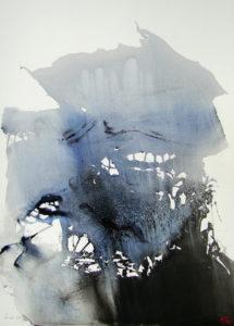 Norbert Pagé Breizh n°8 105 x 75 cm
