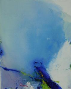 Norbert Pagé 22 03 11 162 x 130 cm 2011