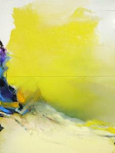Norbert Pagé 20 07 11 260 x 195 cm 2011