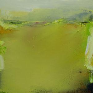 Norbert Pagé Matin de printemps 100 x 100 cm 2007