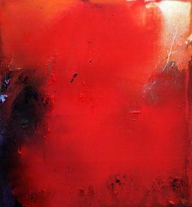 Norbert Pagé Cache lumière 40 x 40 cm 2004