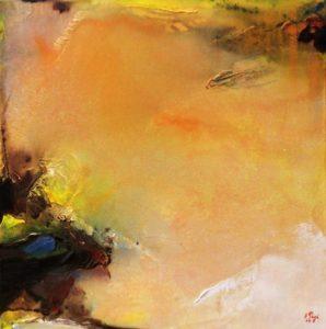 Norbert Pagé Suite n°2 50 x 50 cm 2004