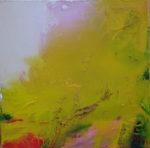 Norbert Pagé Jardin mystique VI 30 x 30 cm 2006