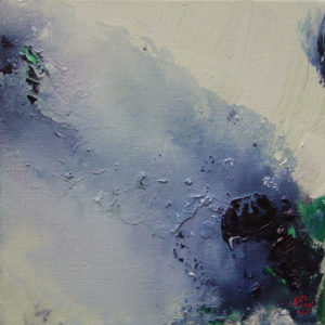 Norbert Pagé Jardin secret 30 x 30 cm 2006