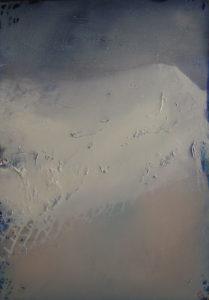 Norbert Pagé Le manteau 92 x 65 cm 2006
