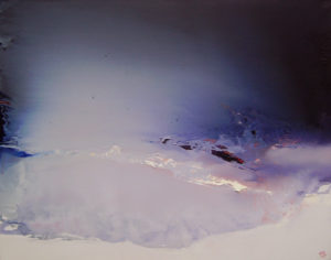 Norbert Pagé Échouage 92 x 73 cm 2008