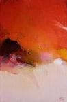 Norbert Pagé Sur la dune 41 x 27 cm 2008