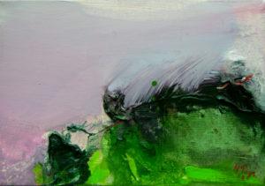 Norbert Pagé Petit pré 19 x 27 cm 2008