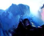 Norbert Pagé Petite cascade blanche 81 x 100 cm 2008