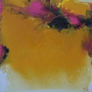 Norbert Pagé 29 09 11 40 x 40 cm 2011