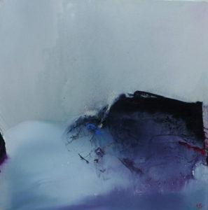 Norbert Pagé 08 07 11 80 x 80 cm 2011