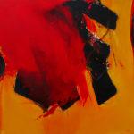 Norbert Pagé 04 07 11 80 x 80 cm 2011
