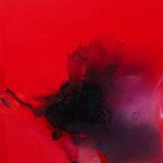 Norbert Pagé 02 07 11 80 x 80 cm 2011