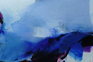Norbert Pagé 26 09 11 130 x 195 cm 2011