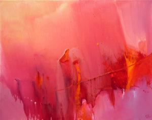 Norbert Pagé Petra 73 x 92 cm 2009