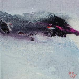 Norbert Pagé Sans titre 20 x 20 cm 2009