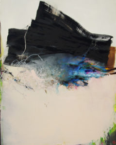 Norbert Pagé 30 12 09 162 x 130 cm 2009