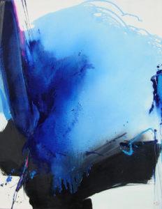 Norbert Pagé 15 01 10 146 x 114 cm 2010