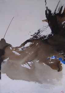 Norbert Pagé Breizh n°25 105 x 75 cm