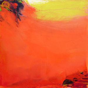Norbert Pagé 21 07 10 100 x 100 cm 2010