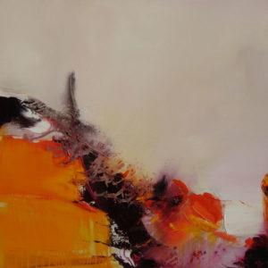 Norbert Pagé 10 07 10 100 x 100 cm 2010