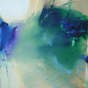 Norbert Pagé 09 10 10 100 x 100 cm 2010