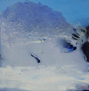 Norbert Pagé 25 08 10 50 x 50 cm 2010