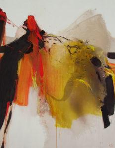 Norbert Pagé 07 01 11 146 x 146 cm 2011