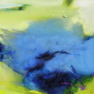 Norbert Pagé 29 01 11 100 x 100 cm 2011