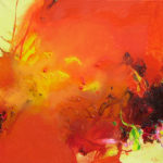 Norbert Pagé 14 01 11 50 x 50 cm 2011
