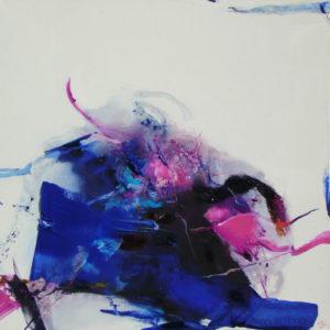 Norbert Pagé 07 02 11 100 x 100 cm 2011